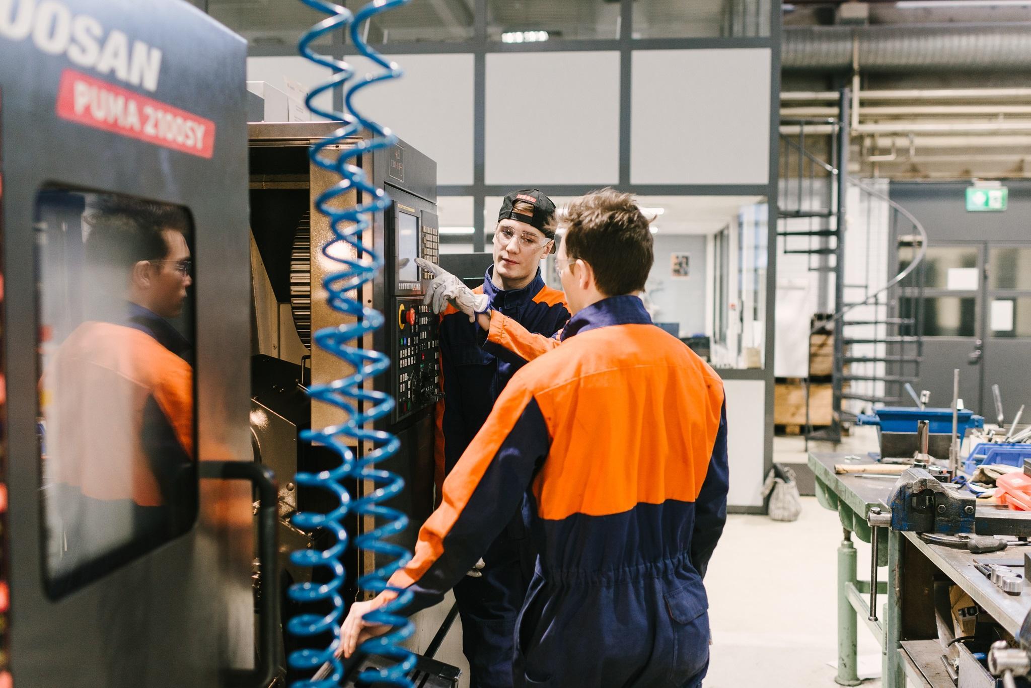 Kone- Ja Tuotantotekniikka
